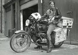 1982 – First British woman to ride a motorcycle around the world