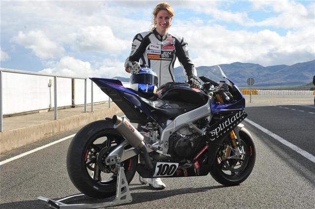2010 – First female to win an AMA Pro Racing road race